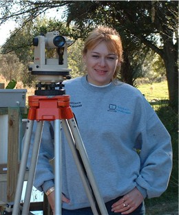CLICK HERE to see Jurate at her new job with the Hendry County Engineer.